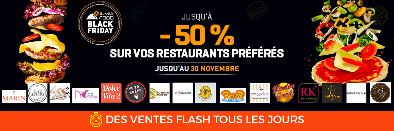 Black Friday Jumia Food Côte d'Ivoire