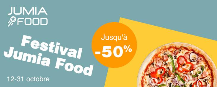 jumia Food Festival,Jumia Food Promotion,offres,remises,coupons,code promo