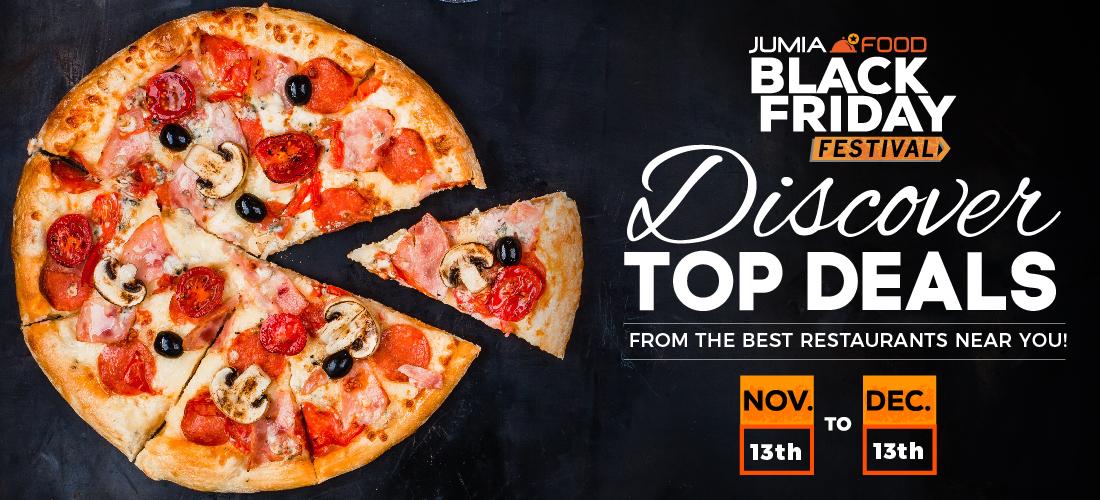Black Friday Jumia Food Nigeria