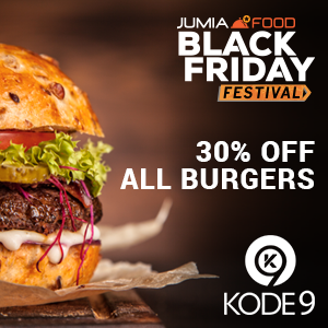 Black Friday Kode 9