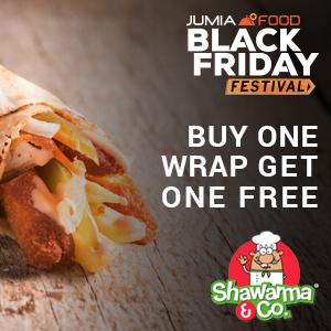 Black Friday Shawarma & CO